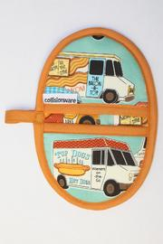 Collisionware Foodcart Mini Potholder - Product Mini Image