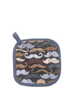 Collisionware Mustache Potholder - Alternate List Image