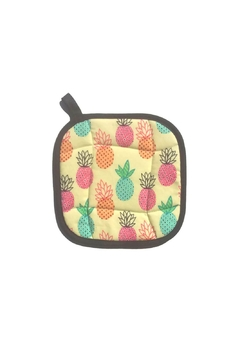 Collisionware Pineapple Potholder - Alternate List Image