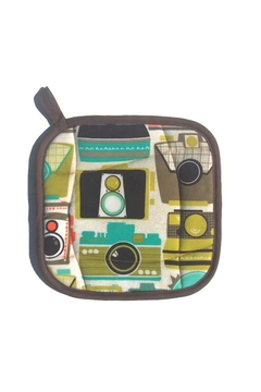 Collisionware Retro Camera Potholder - Alternate List Image