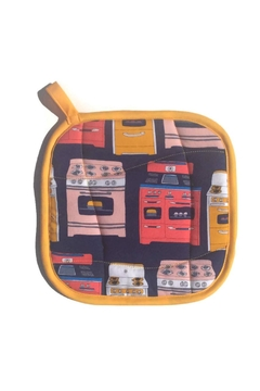 Collisionware Retro Oven Potholder - Alternate List Image