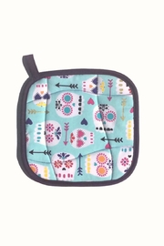 Collisionware Sugar Skull Potholder - Product Mini Image