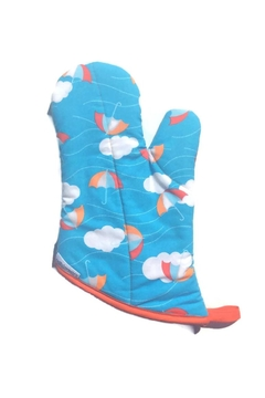 Collisionware Umbrella Oven Mitt - Alternate List Image