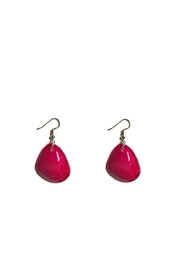 Love's Hangover Creations Colombia Pink Earrings - Product Mini Image