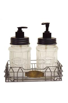 Colonial Tinworks Soap & Lotion Caddy - Alternate List Image