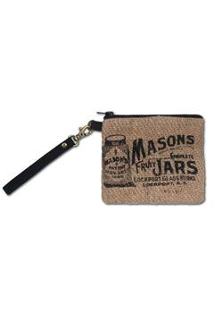 Colonial Tinworks Mason Jar Wristlet - Alternate List Image