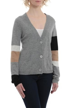 Minnie Rose Color Block Cardigan - Alternate List Image