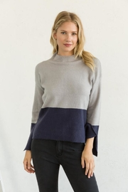 Mystree Color Block Pullover - Product Mini Image