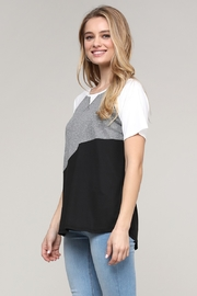 Ninexis Color Block Top - Product Mini Image
