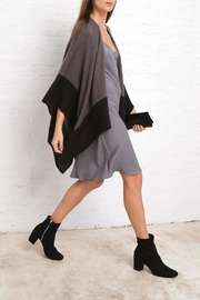 Wooden Ships Color Block Wrap - Front cropped