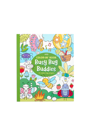 Ooly Color-In Book: Busy Bug Buddies - Product Mini Image
