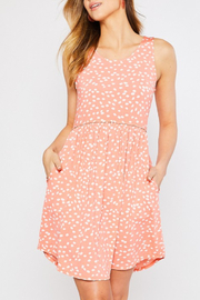 Mittoshop Color Me Coral Dress - Product Mini Image
