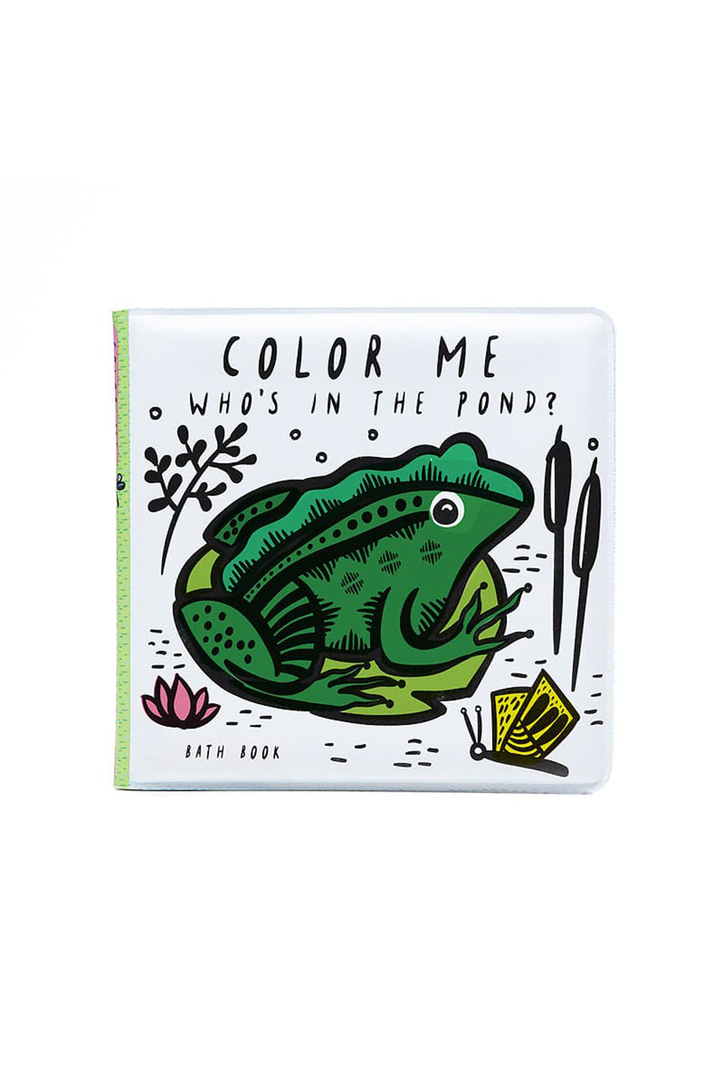 Hachette Color Me Who's In The Pond? - Main Image