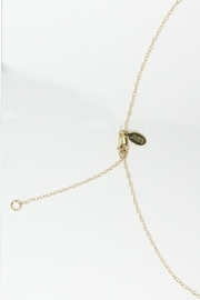 Jaimie Nicole Color-Pendant Long Necklace - Front full body