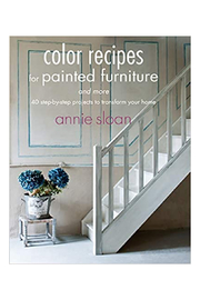 The Birds Nest COLOR RECIPES FOR PAINTED FURNITURE - Product Mini Image