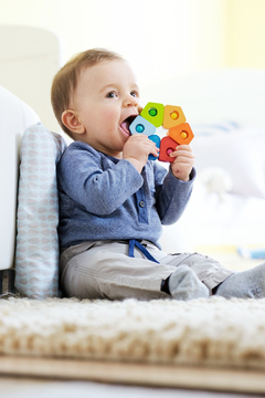 Haba Color Splodge Clutching Toy - Alternate List Image