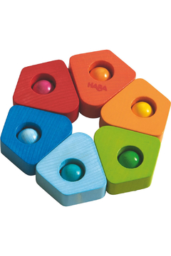 Shoptiques Product: Color Splodge Clutching Toy