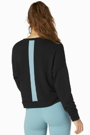 Beyond Yoga Color Streak Pullover - Product Mini Image