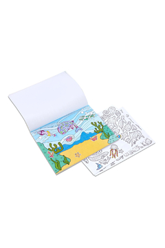 Melissa and Doug Color-Your-Own Sticker Pad:  Animals - Alternate List Image