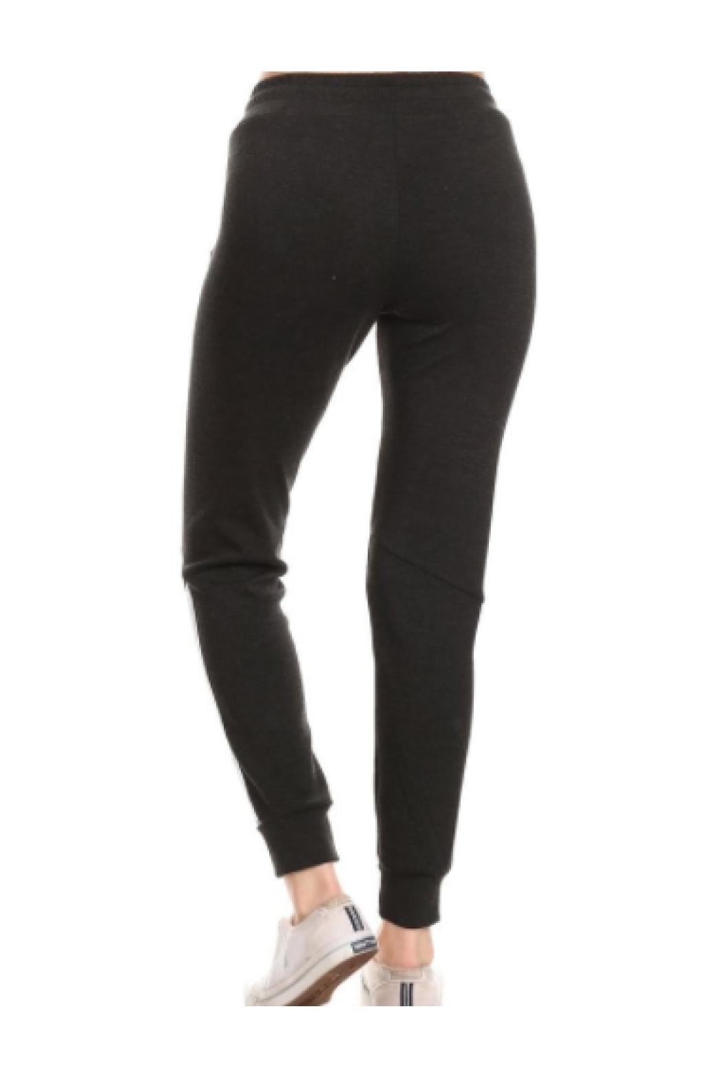 Color 5 Fashion Jogger Pants - Front Full Image