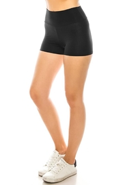 Color 5 Mini Dance Yoga Workout Underskirt Pant - Front cropped