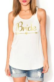 Color Bear Bride Tank - Product Mini Image