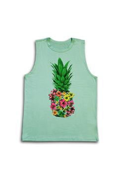 Shoptiques Product: Floral Pineapple Tee