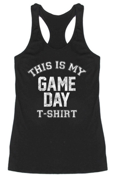 Shoptiques Product: Gameday Tank