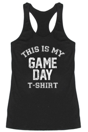 Color Bear Gameday Tank - Front cropped