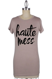 Color Bear Haute Mess Tee - Front cropped