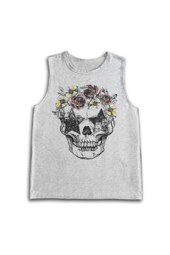 Shoptiques Product: Skull Muscle Tee
