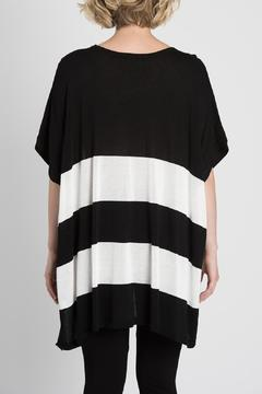 Color Swatch Striped Tunic - Alternate List Image
