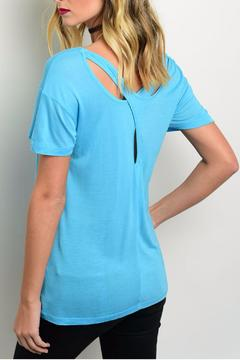 Shoptiques Product: Aqua Top