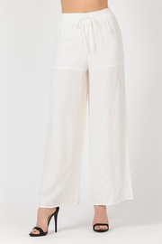 Color Thread Palazzo Pants - Product Mini Image