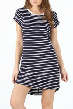 Shoptiques Product: Striped Shirt Dress