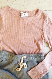 Color Thread Ultra-Soft Long Sleeve - Front cropped