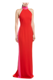 Issue New York Colorblock Gown - Product Mini Image