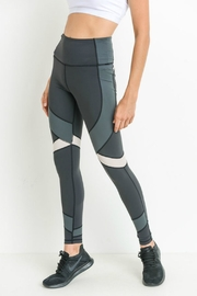 Mono B Colorblock Legging - Product Mini Image