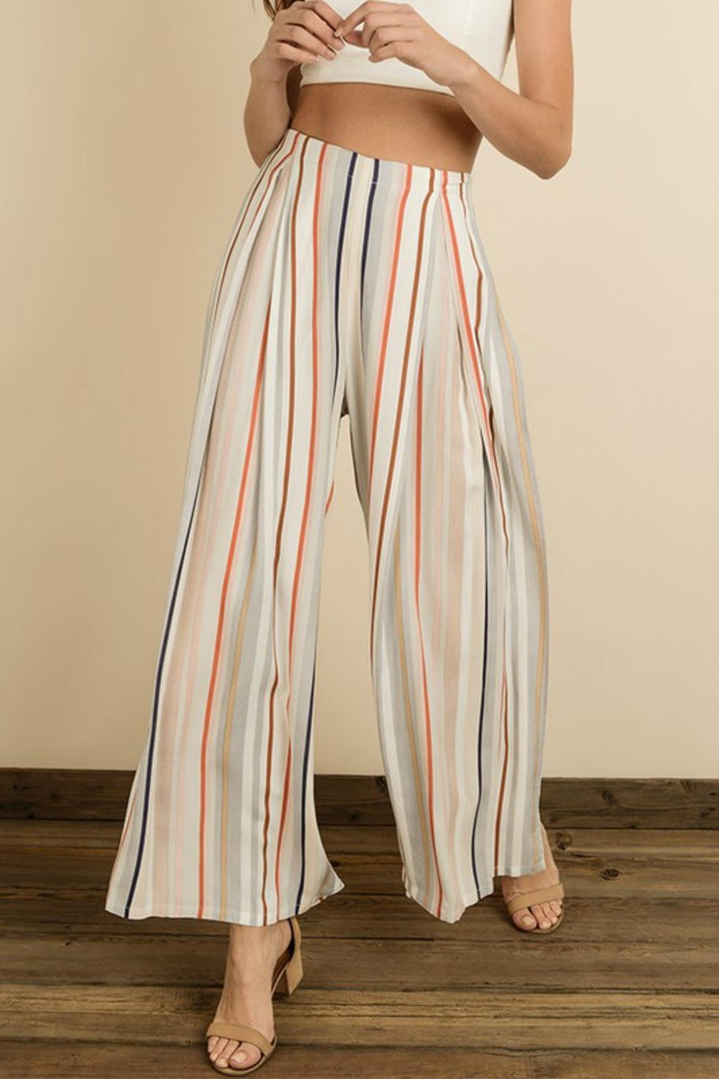 2b1beb7612 Pretty Little Things Colorblock Palazzo Pants from New Hampshire ...