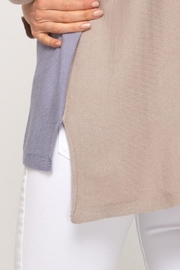 LuLu's Boutique Colorblock Sweater - Back cropped