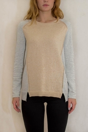 OST Colorblock Sweater - Product Mini Image