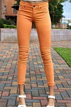 Rich & Skinny Colored Legging Jeans - Product List Image