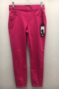 Shoptiques Product: Colored Twill Pull On Pant