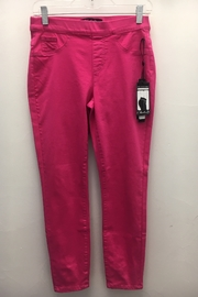 Charlie B Colored Twill Pull On Pant - Product Mini Image