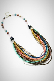 Embellish Colorful Boho Necklace - Product Mini Image