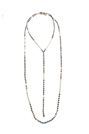 Marlyn Schiff Colorful Chain Necklace - Product Mini Image