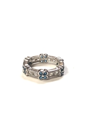 Lets Accessorize Colorful Clover Ring - Product Mini Image