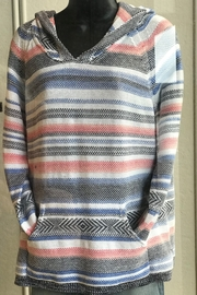 Tribal Jeans  Colorful Cotton Sweater Hoodie - Product Mini Image