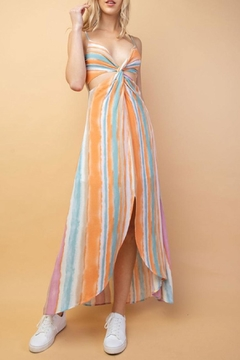 d564993ffc84 ... Le Lis Colorful Cut-Out Maxi - Product List Image