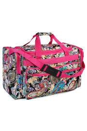 Riah Fashion Colorful-Duffle Bags Collection - Product Mini Image
